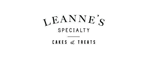 Leanne's Specialty Cakes logo